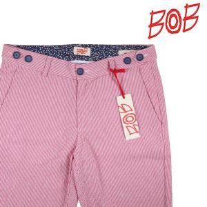 BOB ハーフパンツ メンズ 春夏 46/M レッド 赤 COOL212 T212 ボブ 並行輸入品|utsubostock