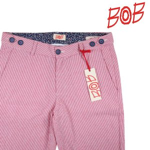 BOB ハーフパンツ メンズ 春夏 48/L レッド 赤 COOL212 T212 ボブ 並行輸入品|utsubostock
