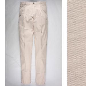 【46】 BRUNELLO CUCINELLI sigma コットンパンツ M078DF1020 メンズ 春夏 ベージュ 並行輸入品 ズボン|utsubostock