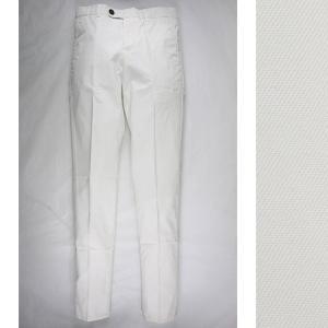 BRUNELLO CUCINELLI コットンパンツ メンズ 春夏 46/M ホワイト 白 M078DF1050 ブルネロクチネリ 並行輸入品|utsubostock