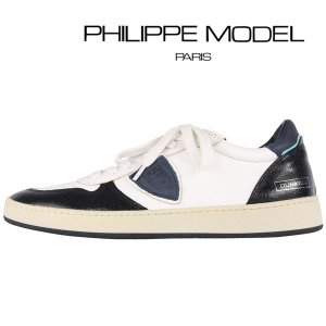 PHILIPPE MODEL スニーカー メンズ 39/24.0cm フィリップ・モデル 並行輸入品|utsubostock