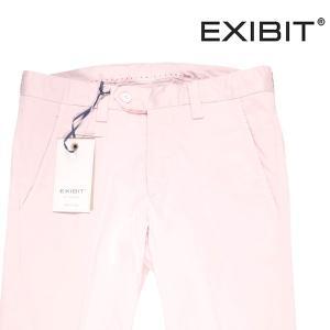 【44】 EXIBIT エグジビット カラーパンツ メンズ 春夏 ピンク 並行輸入品 ズボン|utsubostock
