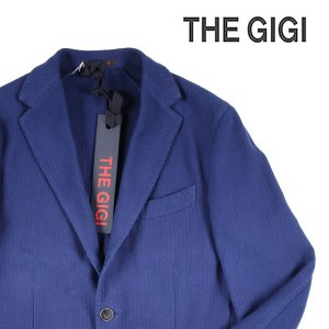 【48】 THE GIGI ザ ジジ ジャケット D608 メンズ ブルー 青 並行輸入品 アウター トップス|utsubostock