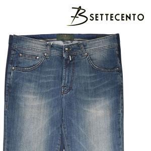 B SETTECENTO ジーンズ L702-2039/201 denim 30 13551【A13553】 ビーセッテチェント|utsubostock
