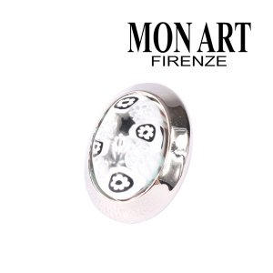 MONART モナート ラペルピン メンズ 花柄 ホワイト 白 並行輸入品|utsubostock