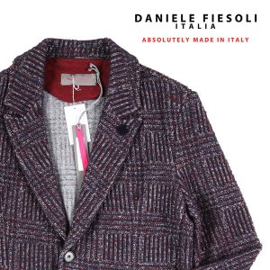 DANIELE FIESOLI ジャケット メンズ 秋冬 S/44 ダニエレフィエゾーリ 並行輸入品|utsubostock