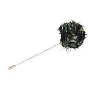 FEFE ラペルピン メンズ グリーン 緑 フェフェグラマー 並行輸入品|utsubostock