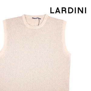 【L】 LARDINI ラルディーニ ベスト メンズ 秋冬 ベージュ 並行輸入品|utsubostock