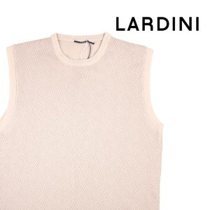 【XL】 LARDINI ラルディーニ ベスト メンズ 秋冬 ベージュ 並行輸入品|utsubostock