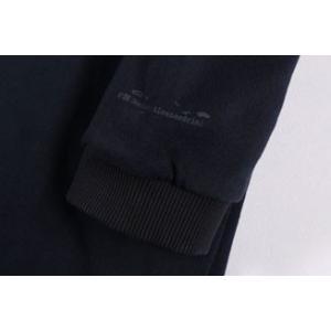 【L】 DANIELE ALESSANDRINI ダニエレアレッサンドリーニ トレーナー メンズ 刺繍 ネイビー 紺 並行輸入品 utsubostock 03