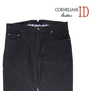 Corneliani ID ジーンズ メンズ 50/XL ネイビー 紺 カシミヤ混 コルネリアーニ アイディー 並行輸入品|utsubostock