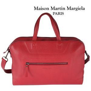 Martin Margiela トートバッグ  wine 【A15234】18ss_amz|utsubostock