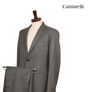 Cantarelli スーツ 32258209 brown x gray 48 15307【W15307】 カンタレッリ utsubostock