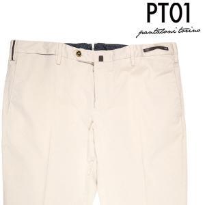 PT01 パンツ メンズ 春夏 54/3XL ベージュ NT22 ピーティー ゼロウーノ 大きいサイズ 並行輸入品|utsubostock