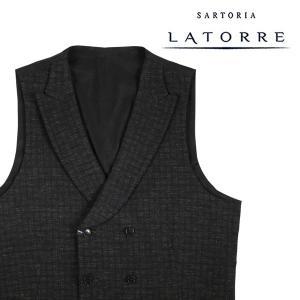 【52】 Sartoria Latorre サルトリア・ラトーレ ジレ メンズ 秋冬 グリーン 緑 並行輸入品 ベスト 大きいサイズ|utsubostock
