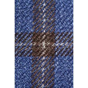 【54】 Sartoria Latorre サルトリア・ラトーレ ジャケット メンズ シルク混 チェック ブルー 青 並行輸入品 アウター トップス 大きいサイズ utsubostock 09