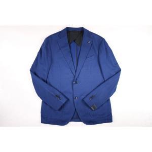 【52】 Sartoria Latorre サルトリア・ラトーレ ジャケット メンズ ブルー 青 並行輸入品 アウター トップス 大きいサイズ|utsubostock|02