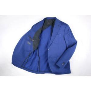 【52】 Sartoria Latorre サルトリア・ラトーレ ジャケット メンズ ブルー 青 並行輸入品 アウター トップス 大きいサイズ|utsubostock|03