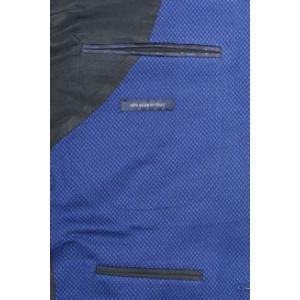 【52】 Sartoria Latorre サルトリア・ラトーレ ジャケット メンズ ブルー 青 並行輸入品 アウター トップス 大きいサイズ|utsubostock|06