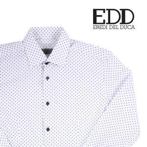 FREDI DEL DUCA 長袖シャツ CAMEDD white S【A15699】 フレディデルデュカ|utsubostock