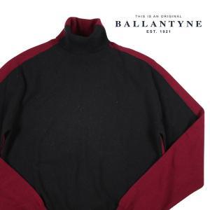 Ballantyne タートルネックセーター メンズ 秋冬 48/L H2P00212W93 バランタイン 並行輸入品|utsubostock