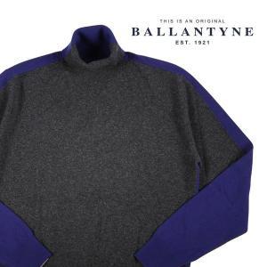 Ballantyne タートルネックセーター メンズ 秋冬 52/2XL H2P00212W93 バランタイン 大きいサイズ 並行輸入品|utsubostock