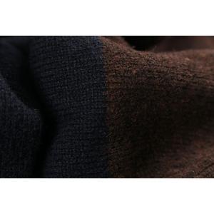 ALPHA STUDIO タートルネックセーター メンズ 秋冬 50/XL カシミヤ混 アルファ・ステューディオ 並行輸入品|utsubostock|05