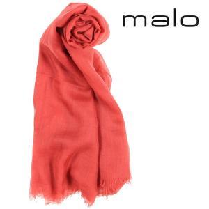 malo ストール メンズ ピンク カシミヤ100% マーロ 並行輸入品|utsubostock