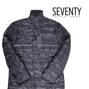 【52】 SEVENTY セブンティ ダウンコート メンズ 秋冬 ネイビー 紺 並行輸入品 アウター トップス 大きいサイズ|utsubostock