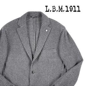 L.B.M.1911 ジャケット 75108/1 gray 52 15947G【W15948】 utsubostock
