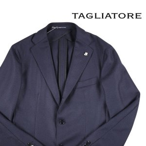 TAGLIATORE ジャケット メンズ 秋冬 46/M ネイビー 紺 12UIG183 タリアトーレ 並行輸入品|utsubostock
