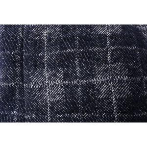 B SETTECENTO コート メンズ 秋冬 50/XL ネイビー 紺 ビーセッテチェント 並行輸入品|utsubostock|06