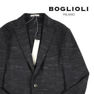 【48】 BOGLIOLI ボリオリ ジャケット T2902E メンズ 秋冬 ブラック 黒 並行輸入品 アウター トップス|utsubostock