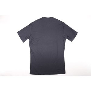 【L】 Daniele Alessandrini ダニエレアレッサンドリーニ Uネック半袖Tシャツ メンズ ネイビー 紺 並行輸入品 トップス|utsubostock|05