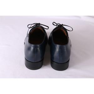 【40.5】 mario bemer マリオ・ベーメル 革靴 メンズ ハンドメイド ネイビー 紺 並行輸入品|utsubostock|11