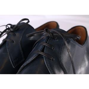【40.5】 mario bemer マリオ・ベーメル 革靴 メンズ ハンドメイド ネイビー 紺 並行輸入品|utsubostock|12