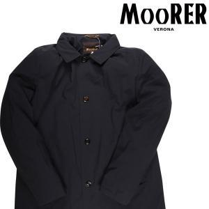 MOORER コート メンズ 54/3XL ネイビー 紺 HEKTOR ムーレー 大きいサイズ 並行輸入品|utsubostock