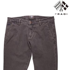 【33】 FRADI フラディ コットンパンツ メンズ グレー 灰色 並行輸入品 ズボン utsubostock