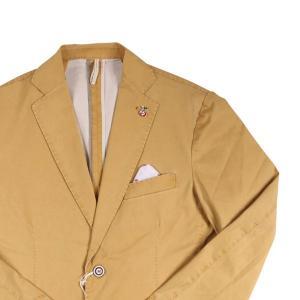 FAG ジャケット メンズ 春夏 48/L イエロー 黄 ファグ 並行輸入品|utsubostock