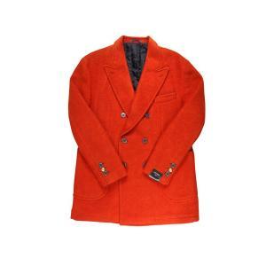 【52】 JOHN SHEEP ジョン・シープ コート メンズ 秋冬 オレンジ 並行輸入品 アウター トップス 大きいサイズ|utsubostock|02