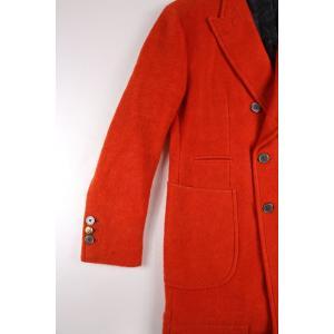 【52】 JOHN SHEEP ジョン・シープ コート メンズ 秋冬 オレンジ 並行輸入品 アウター トップス 大きいサイズ|utsubostock|04
