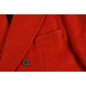 【52】 JOHN SHEEP ジョン・シープ コート メンズ 秋冬 オレンジ 並行輸入品 アウター トップス 大きいサイズ|utsubostock|06