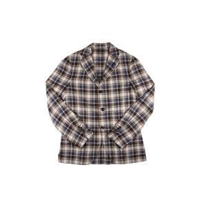 LARDINI ジャケット メンズ ベージュ 46/M シルク100% 並行輸入品|utsubostock|02