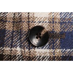 LARDINI ジャケット メンズ ベージュ 46/M シルク100% 並行輸入品|utsubostock|03