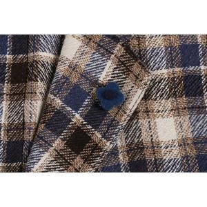 LARDINI ジャケット メンズ ベージュ 46/M シルク100% 並行輸入品|utsubostock|05