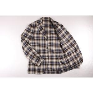 LARDINI ジャケット メンズ ベージュ 46/M シルク100% 並行輸入品|utsubostock|06