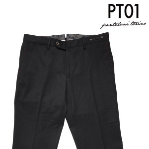 PT01 スラックス メンズ 秋冬 50/XL グレー 灰色 CODSTVZ00WTR ピーティー ゼロウーノ 並行輸入品|utsubostock