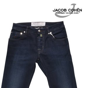 JACOB COHEN ジーンズ PW62200284W1-46-02 dark blue 36 17472【A17474】|utsubostock