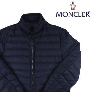 MONCLER ダウンジャケット メンズ 秋冬 3/M ネイビー 紺 DELABOST モンクレール 並行輸入品|utsubostock