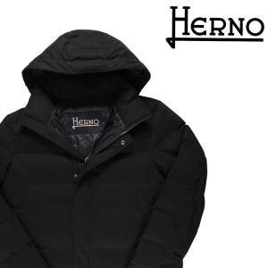 HERNO ダウンジャケット メンズ 秋冬 52/2XL グレー 灰色 PI0417U ヘルノ 大きいサイズ 並行輸入品|utsubostock